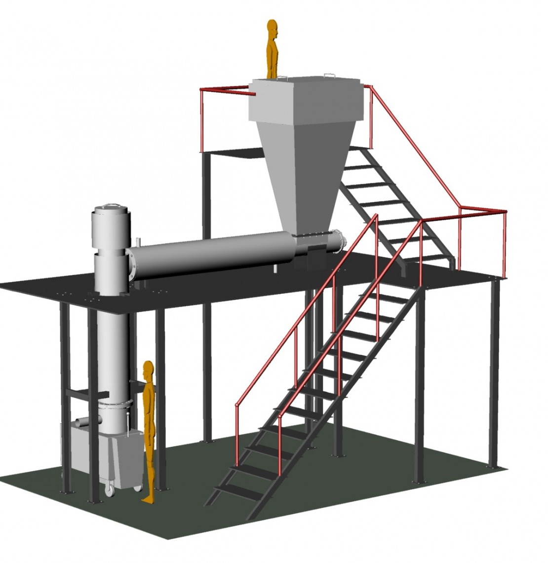 Two Stage Gasifier